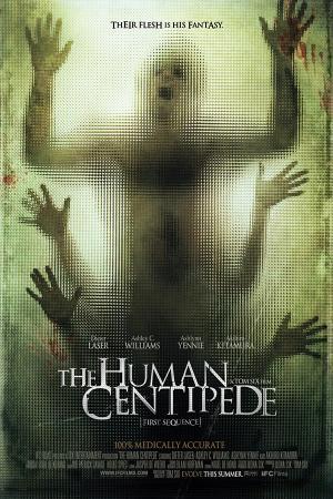 Con Rết Người - The Human Centipede