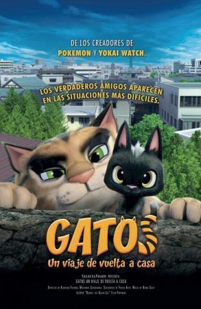 Rudolf Chú Mèo Đi Lạc - Rudolf The Black Cat