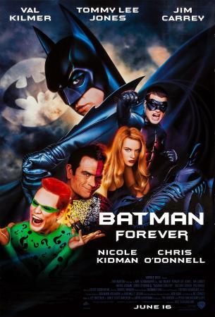 Người Dơi Bất Tử - Batman Forever