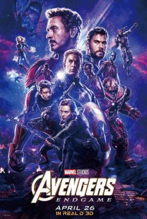 Biệt Đội Siêu Anh Hùng 4: Hồi Kết (CAM) - Avengers 4: Endgame