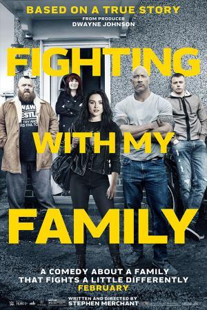 Gia Đình Đại Chiến - Fighting with My Family