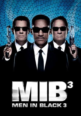 Điệp Viên Áo Đen 3 - Men In Black III