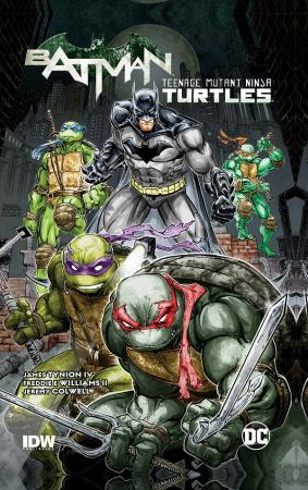 Batman Và Ninja Rùa - Batman Vs Teenage Mutant Ninja Turtles