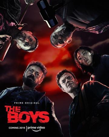 Siêu Anh Hùng Phá Hoại Phần 1 - The Boys Season 1