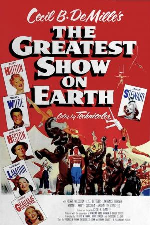 Đoàn Xiếc - The Greatest Show On Earth