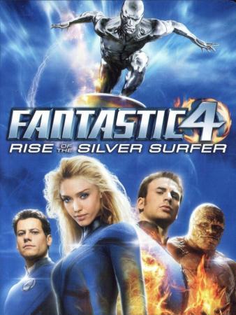 Bộ Tứ Siêu Đẳng 2: Sứ Giả Bạc - Fantastic Four: Rise Of The Silver Surfer