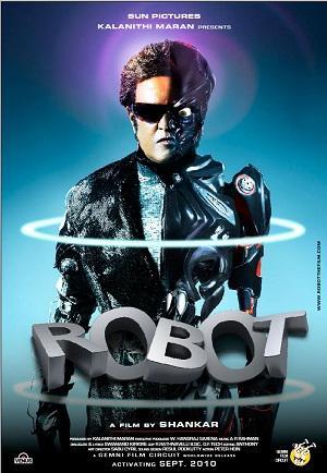 Robot Hủy Diệt - Robo (Enthiran)