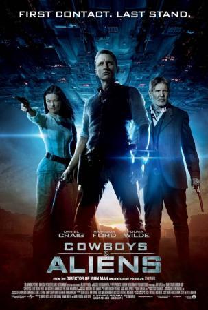 Cao Bồi Và Người Ngoài Hành Tinh - Cowboys & Aliens