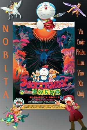 Nobita Và Cuộc Phiêu Lưu Vào Xứ Quỷ