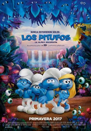 Xì Trum: Ngôi Làng Kỳ Bí - Smurfs: The Lost Village
