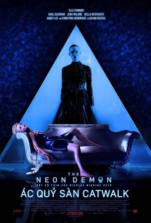Ác Quỷ Sàn Catwalk - The Neon Demon