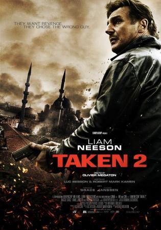 Cưỡng Đoạt 2 - Taken 2