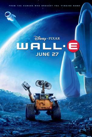 Người Máy Biết Yêu - WALL-E