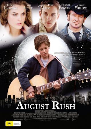 Thần Đồng Âm Nhạc - August Rush