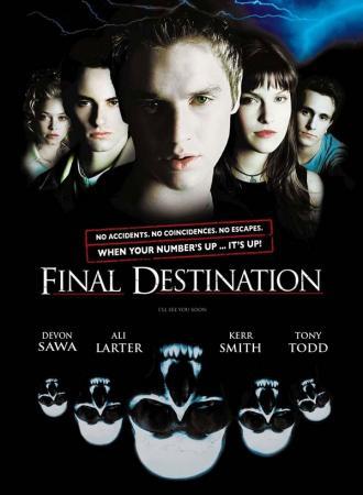 Lưỡi Hái Tử Thần 1 - Final Destination