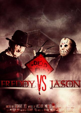 Cuộc Chiến Ác Nhân - Freddy vs. Jason