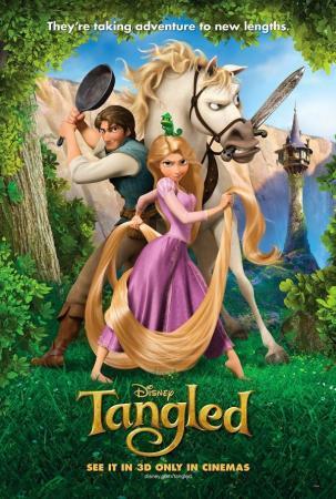 Công chúa tóc mây - Tangled