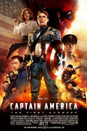 Captain America 1: Kẻ Báo Thù Đầu Tiên