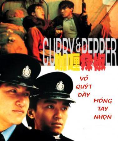 Vỏ Quýt Dày Móng Tay Nhọn - Curry And Pepper