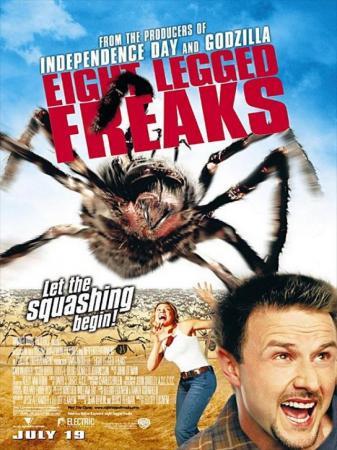 Quái Vật 8 Chân - Eight Legged Freaks