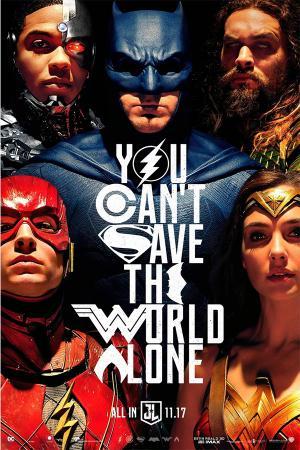 Liên Minh Công Lý - Justice League