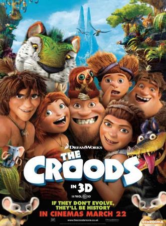 Gia Đình Croods - The Croods