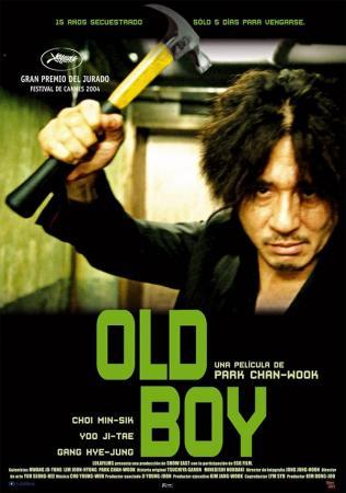 Báo Thù - Oldboy