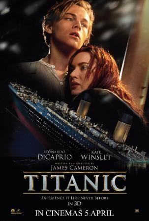 Con Tàu Định Mệnh - Titanic