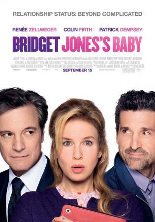 Nhóc Tì Của Tiểu Thư Jones - Bridget Jones's Baby