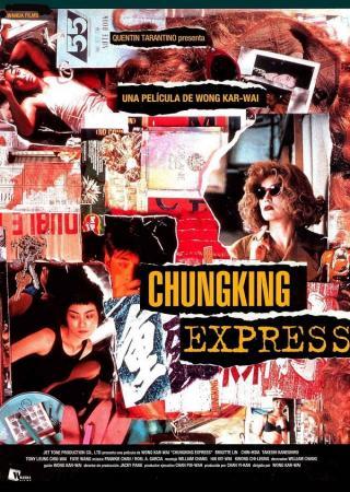 Trùng Khánh Sâm Lâm - Chungking Express