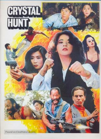 Nộ Hỏa Uy Long - Crystal Hunt