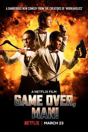 Anh Hùng Bất Đắc Dĩ - Game Over, Man