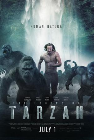 Huyền Thoại Tarzan - The Legend Of Tarzan