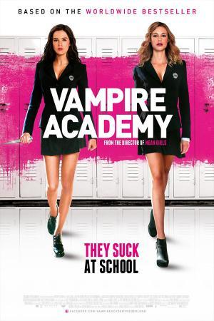 Học Viện Ma Cà Rồng - Vampire Academy
