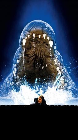 Cá Sấu Khổng Lồ - Lake Placid