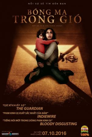 Bóng Ma Trong Gió - Under The Shadow