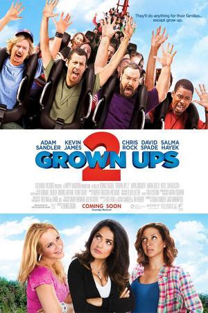Những Đứa Trẻ To Xác 2 - Grown Ups 2