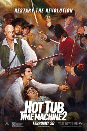 Bồn Tắm Thời Gian 2 - Hot Tub Time Machine 2