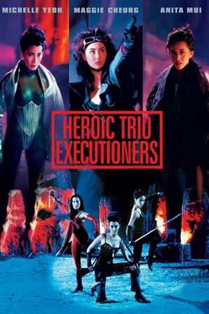 Nữ Hào Hiệp - Executioners