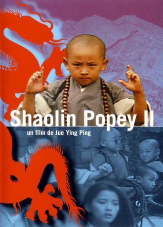 Thiếu Lâm Tiểu Tử 2 - Shaolin Popey 2