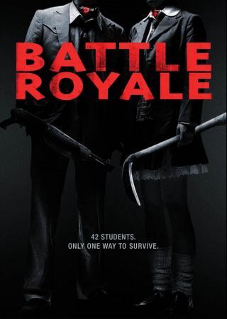 Trò Chơi Sinh Tử - Battle Royale
