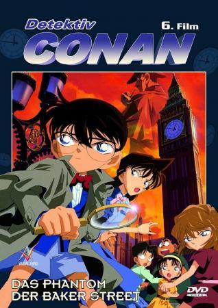Thám Tử Lừng Danh Conan 6: Bóng Ma Đường Baker