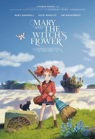 Mary Và Đoá Hoa Phù Thuỷ - Mary And The Witch's Flower