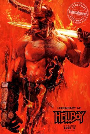 Quỷ Đỏ - Hellboy