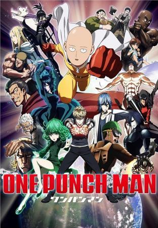 Thánh Phồng Tôm - One Punch Man