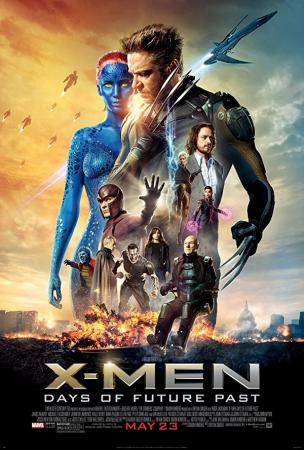 Dị Nhân 6: Ngày Cũ Của Tương Lai - X-Men: Days Of Future Past