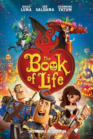 Cuốn Sách Của Sự Sống - The Book Of Life
