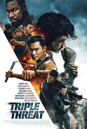 Bộ Ba Sát Thủ - Triple Threat