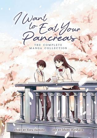 Tớ Muốn Ăn Tụy Của Cậu - I Want to Eat Your Pancreas