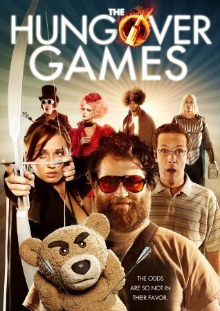 Đấu Trường Say Xỉn - The Hungover Games